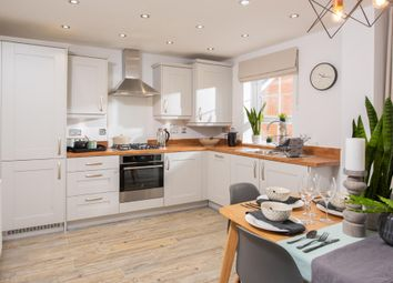 "Thumbnail 3 bed semi-detached house for sale in ""Maidstone"" at East Walk, Yate, Bristol"