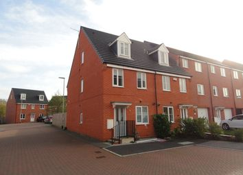 Thumbnail 3 bed end terrace house to rent in Fullshaw Bank, Penistone, Sheffield