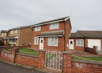 Thumbnail 3 bed detached house for sale in Linacre Way, Darlington