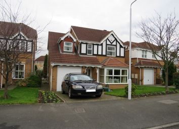 Thumbnail 4 bed detached house for sale in Parkside Road, Farsley, Pudsey