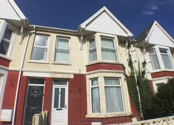 Thumbnail 1 bed maisonette to rent in Blundell Avenue, Porthcawl