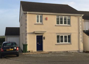 Thumbnail 4 bed detached house for sale in Hellis Wartha, Helston