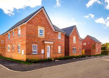 "Thumbnail 4 bedroom detached house for sale in ""Alderney"" at Crewe Road, Shavington, Crewe"
