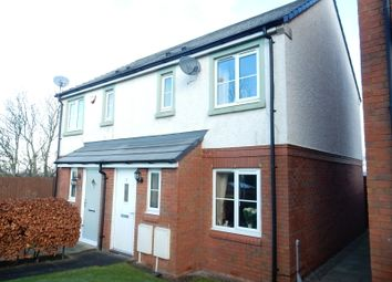 Thumbnail 2 bed semi-detached house for sale in Whinlatter Gardens, Workington, Cumbria