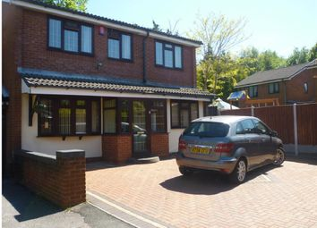 Thumbnail 4 bed link-detached house for sale in Roach Pool Croft, Edgbaston, Birmingham