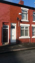 Thumbnail 2 bed terraced house for sale in Brunt Street, Rusholme, Manchester