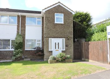 Thumbnail 3 bed semi-detached house for sale in Brill Close, Luton