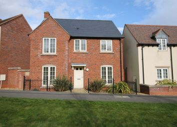 Thumbnail 3 bedroom detached house for sale in Pepper Mill, Lawley Village, Telford