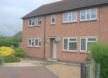 Thumbnail 2 bedroom flat for sale in Langdale Close, Newark