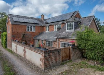 Thumbnail 4 bed detached house for sale in Maiden Lane, Cherhill, Calne, Wiltshire