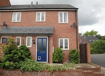 Thumbnail 3 bed semi-detached house for sale in Dairy Close, Market Drayton