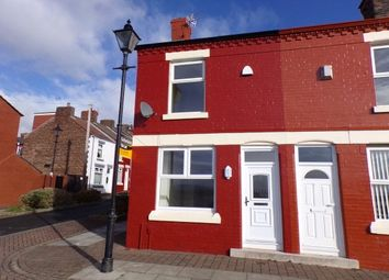 Thumbnail 3 bed end terrace house to rent in Grafton Street, Toxteth, Liverpool
