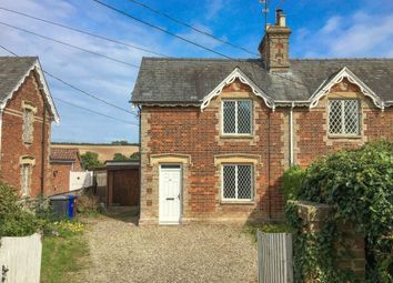 Thumbnail 3 bed end terrace house for sale in Dalham Road, Moulton, Newmarket