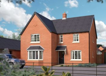 """Thumbnail 5 bed detached house for sale in """"The Arundel"""" at Towcester Road, Silverstone, Towcester"""