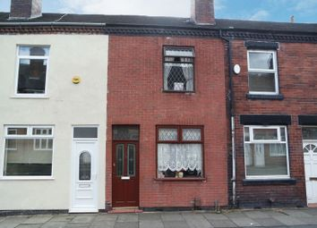 Thumbnail 2 bedroom terraced house for sale in Oldfield Street, Fenton, Stoke-On-Trent
