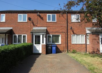 Thumbnail 2 bed terraced house for sale in Wyggeston Street, Horninglow, Burton-On-Trent