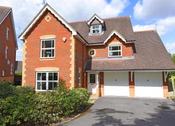 Thumbnail 5 bed detached house for sale in Redwing Road, Basingstoke