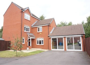 Thumbnail 5 bed detached house for sale in Woodbine Close, Huntington, Cannock
