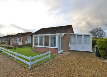 Thumbnail 2 bed detached bungalow for sale in The Cedars, Snettisham, King's Lynn