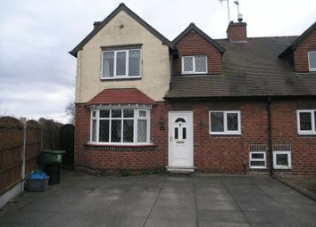 Thumbnail 3 bed semi-detached house for sale in Downing Street, Halesowen
