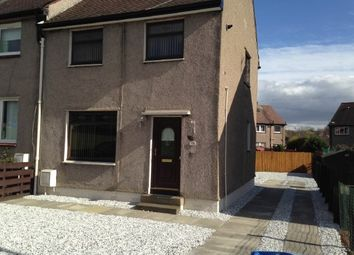 Thumbnail 2 bedroom semi-detached house to rent in Main Street, Redding, Falkirk