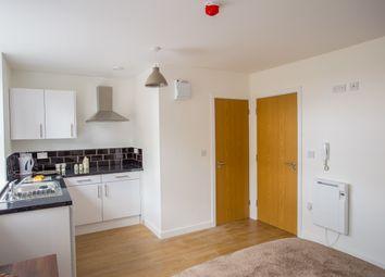 Thumbnail 1 bed flat to rent in Grattan House, Sunbridge Road, Bradford