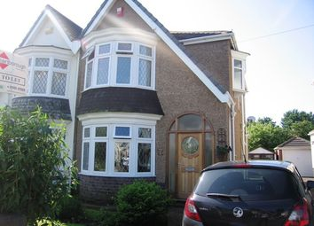Thumbnail 3 bed semi-detached house to rent in Overland Road, Cottingham