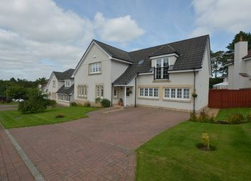 Thumbnail 5 bed detached house for sale in Bellefield Crescent, Lanark, South Lanarkshire