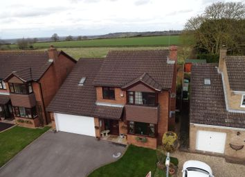 Thumbnail 4 bed detached house for sale in Highcliffe, Wellingore, Lincoln