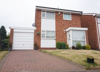 Thumbnail 3 bed link-detached house for sale in Squires Croft, Walmley, Sutton Coldfield
