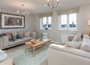 "Thumbnail 2 bed property for sale in ""The Salcombe"" at Haye Road, Sherford, Plymouth"