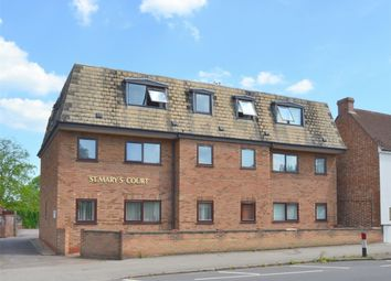 Thumbnail 2 bedroom flat for sale in St Marys Court, Eaton Socon, St Neots, Cambridgeshire