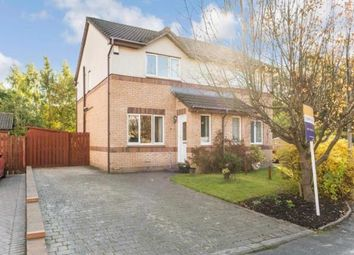 Thumbnail 2 bed semi-detached house for sale in Hawthorn Gardens, Cambuslang, Glasgow, South Lanarkshire