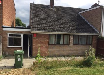 Thumbnail 3 bed bungalow to rent in Silver Walk, Nuneaton