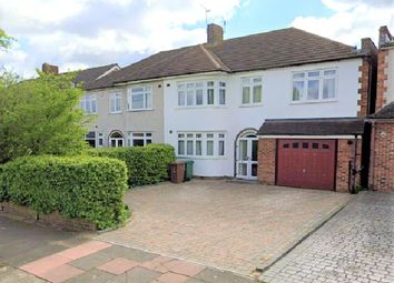 Thumbnail 4 bed detached house to rent in Wren Road, Sidcup