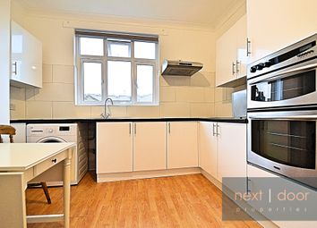 Thumbnail 4 bed flat to rent in Clapham Road, Oval, London