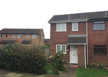 Thumbnail 1 bed semi-detached house for sale in Eton Close, Burton-On-Trent
