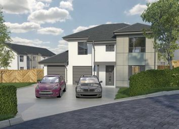 Thumbnail 5 bed detached house for sale in Thornhill Park, Ramsey, Isle Of Man