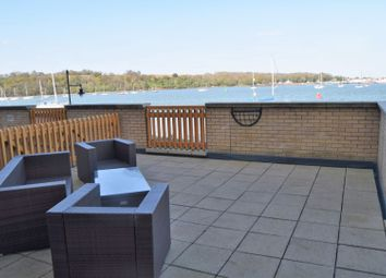 Thumbnail 4 bed flat for sale in Rivermead, Chatham