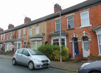 Thumbnail 3 bed terraced house for sale in Duesbery Street, Princess Avenue, Hull