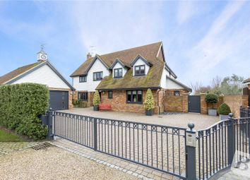 Thumbnail 4 bed detached house for sale in The Gables, North Fambridge, Essex
