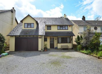 Thumbnail 4 bed detached house for sale in Church Road, Highampton, Beaworthy, Devon