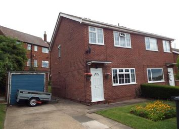 Thumbnail 3 bed semi-detached house for sale in Cavendish Road, Carlton, Nottingham