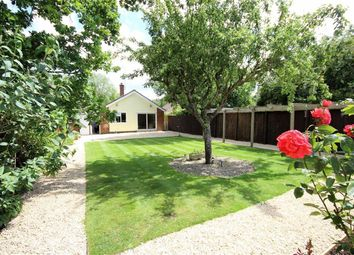 Thumbnail 2 bed detached bungalow for sale in Cambridge Close, Lawn, Swindon