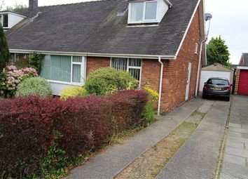 Thumbnail 3 bedroom bungalow for sale in Hawthorn Crescent, Preston