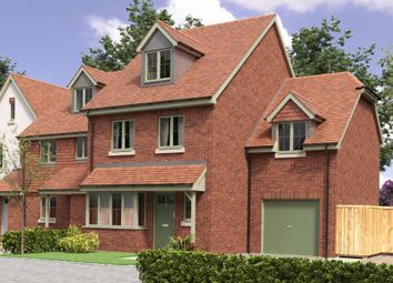 Thumbnail 4 bed detached house for sale in De La Warr Road, East Grinstead