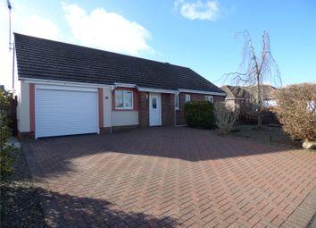 Thumbnail 3 bed detached bungalow for sale in Callans Drive, Pembroke, Pembrokeshire