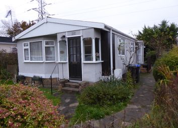 Thumbnail 2 bed mobile/park home for sale in Orchards Park, Trenches Lane, Langley, Slough, Berkshire