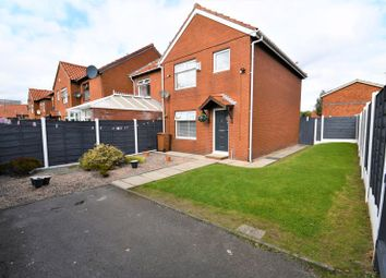 Thumbnail 3 bed end terrace house for sale in Summerseat Close, Salford