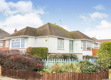 The Ridgeway, Broadstairs CT10. 4 bed detached bungalow for sale
